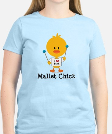 Mallet Chick Women's Light T-Shirt