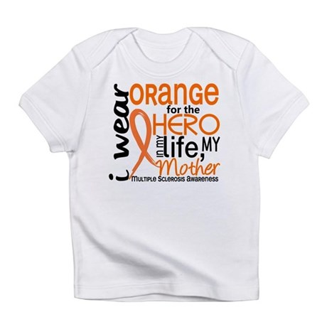 Hero In Life 2 MS Infant T-Shirt
