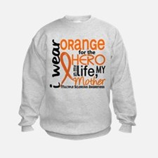 Hero In Life 2 MS Sweatshirt