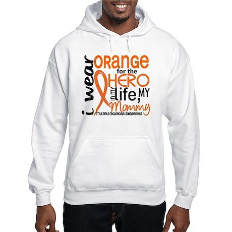 Hero In Life 2 MS Hooded Sweatshirt