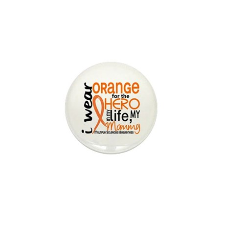 Hero In Life 2 MS Mini Button (100 pack)