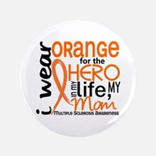 """Hero In Life 2 MS 3.5"""" Button (100 pack)"""