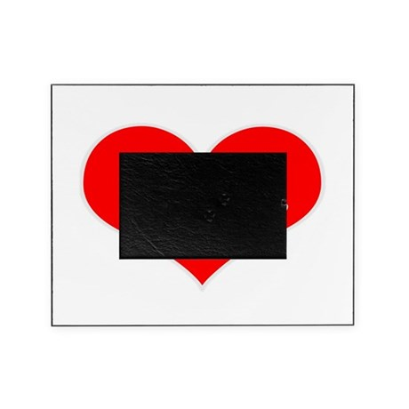 God is Awesome! Heart, Picture Frame