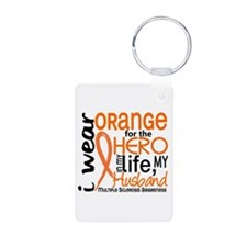 Hero In Life 2 MS Keychains