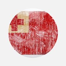 "Tonga Flag 3.5"" Button (100 pack)"