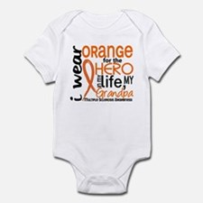 Hero In Life 2 MS Infant Bodysuit