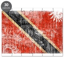 Trinidad and Tobago Flag Puzzle