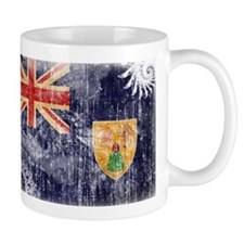 Turks and Caicos Flag Mug