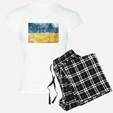 Ukraine Flag Pajamas