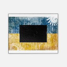 Ukraine Flag Picture Frame