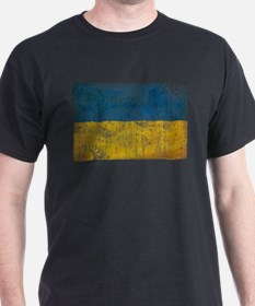 Ukraine Flag T-Shirt