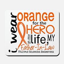 Hero In Life 2 MS Mousepad