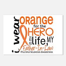 Hero In Life 2 MS Postcards (Package of 8)