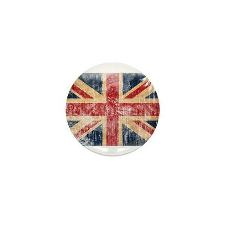 United Kingdom Flag Mini Button