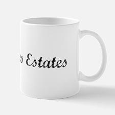 Palos Verdes Estates - Vintag Mug