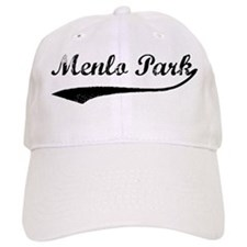 Menlo Park - Vintage Baseball Cap