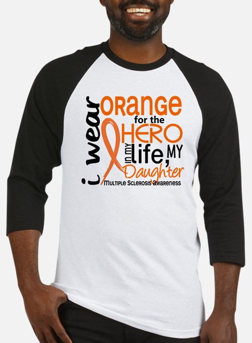 Hero In Life 2 MS Baseball Jersey