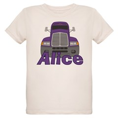 Trucker Alice T-Shirt