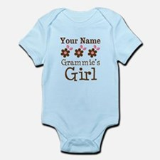 Personalized Grammie's Girl Infant Bodysuit