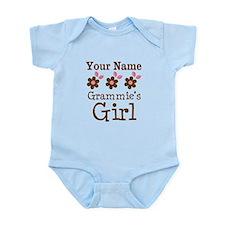 Personalized Grammie's Girl Onesie
