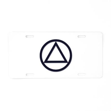 N.A. Logo Classics - Aluminum License Plate