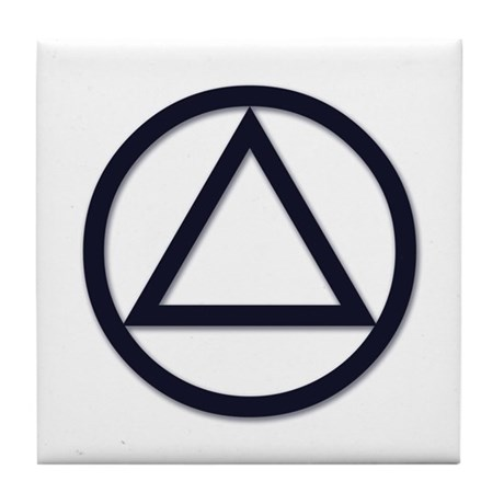 N.A. Logo Classics - Tile Coaster
