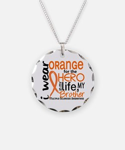 Hero In Life 2 MS Necklace Circle Charm