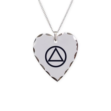 A.A. Symbol Basic - Necklace Heart Charm