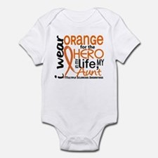 Hero In Life 2 MS Onesie