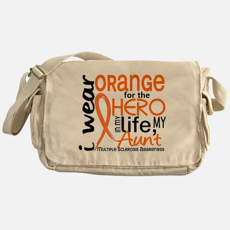 Hero In Life 2 MS Messenger Bag