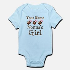 Personalized Nonna's Girl Infant Bodysuit