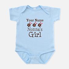 Personalized Nonna's Girl Onesie