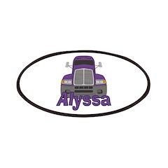 Trucker Alyssa Patches