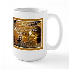 The Lion of Zion Mug