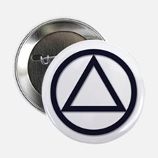"A.A. Symbol Basic - 2.25"" Button (10 pack)"