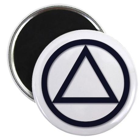 "A.A. Symbol Basic - 2.25"" Magnet (10 pack)"