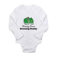 RunningBuddyMommy Body Suit