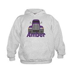 Trucker Amber Hoodie