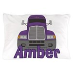 Trucker Amber Pillow Case