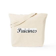 Paicines - Vintage Tote Bag