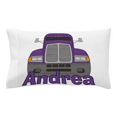 Trucker Andrea Pillow Case