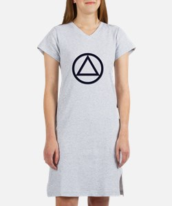 A.A. Symbol Basic - Women's Nightshirt