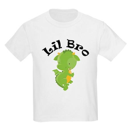 Lil Bro Dragon Kids Light T-Shirt