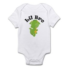 Lil Bro Dragon Infant Bodysuit