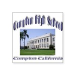 comptonhigh.png Square Sticker 3