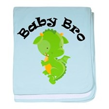 Baby Bro Dragon baby blanket
