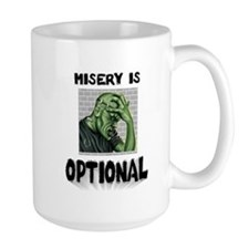 Misery Is Optional ~ jpg 2000x2000.jpg Mug