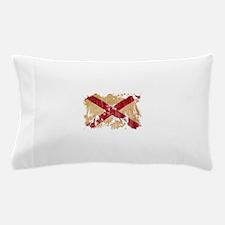 Alabama Flag Pillow Case