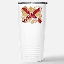 Alabama Flag Travel Mug