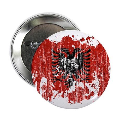 "Albania Flag 2.25"" Button (100 pack)"